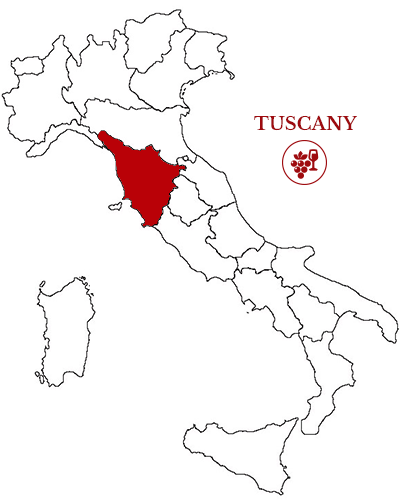 international wine food A Taste of Italy tuscany is an italian region located in the centre of the country with florence the most populated city and principal historical artistic economic and